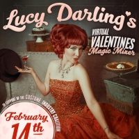 LUCY DARLING Presents VIRTUAL VALENTINES MAGIC MIXER Photo