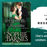 Sophie Barnes Releases New Historical Regency Romance AN UNEXPECTED TEMPTATION Photo