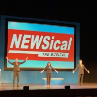 NEWSICAL THE MUSICAL Now Available for Streaming Photo