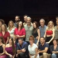 STAGE TUBE: Antonio Banderas en los ensayos de COMPANY Photo