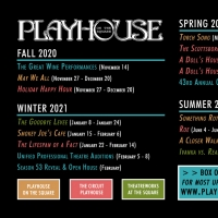 Circuit Playhouse, Inc. Suspends Productions And In-House Programs, 52nd Season Openi Photo
