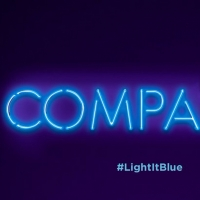 COMPANY Posts in Support of the #LightItBlue Initiative Photo