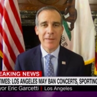 Los Angeles Mayor Eric Garcetti Says Concerts and Live Events May Not Return Until 20 Photo