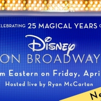 VIDEO: Watch Full DISNEY ON BROADWAY Benefit Concert