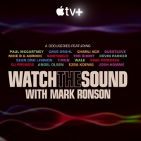 WATCH THE SOUND WITH MARK RONSON Launches Friday on Apple TV+ Photo