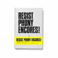 GRUFF RHYS To Publish New Book 'Resist Phony Encores!' Photo