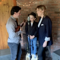 Living Room Concerts: MOULIN ROUGE's Robyn Hurder and Family Sing Lullabies! Photo