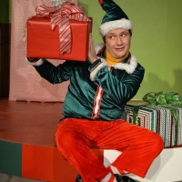 THE SANTALAND DIARIES Opens at Carpenter Square This Weekend Photo