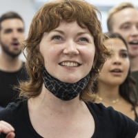 Photos: Disney's FROZEN North American Tour Heads Back Into Rehearsals Photo