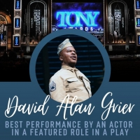 A SOLDIER'S PLAY's David Alan Grier Wins 2020 Tony Award for Best Performance by an Actor Photo