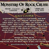 Monsters of Rock Cruise Announced for 2022 Photo