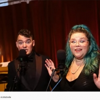 Video: Jordan Wolfe & Michelle Dowdy Celebrate Halloween With Jazzy SWEENEY TODD Cover Photo