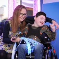 Guest Blog: Lucy Garland On Creating For Audiences With Learning Disabilities and Frozen L Photo
