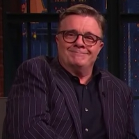 VIDEO: Seth Meyers Pitches A New Broadway Musical to Nathan Lane Photo