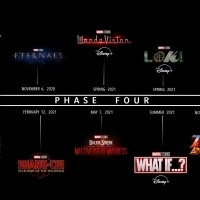Marvel Announces 'Phase 4' Plans, Including BLADE with Mahershala Ali, THOR 4 with Natalie Portman as Female Thor
