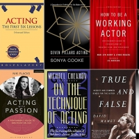 Broadway Books: 10 MORE Books on Acting to Read While Staying Inside! Photo