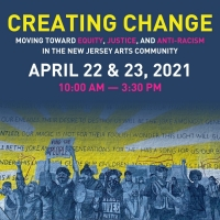 New Jersey Arts Community Moves Toward Equity, Justice, And Anti-Racism with Two-Day  Photo