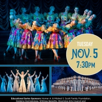 National Dance Company of Siberia Brings Dance Tradition to the WYO