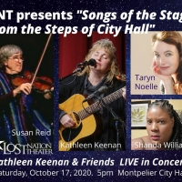 Lost Nation Theater Presents SONGS OF THE STAGE FROM THE STEPS OF CITY HALL Concert Photo