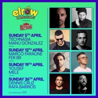 elrow Unveil Full Home Sessions Programme, Featuring Mele, Yousef, Dennis Cruz & More Photo