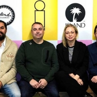 Island Records Forms Dance Music Partnership With The Cross Records Photo