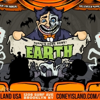 Puppets Come Home! to Present New Show, EARTH! For Halloween Photo