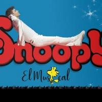 SNOOPY EL MUSICAL vuelve a Madrid