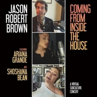 Jason Robert Brown Releases New Album 'Coming From Inside The House' Featuring Ariana Photo