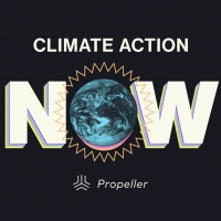 Propeller Launches Climate Initiative ft. The National, Julien Baker, Lil Dicky, A-Tr Photo