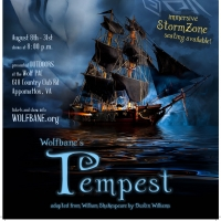 Wolfbane Productions Presents TEMPEST