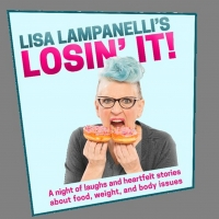 Lisa Lampanelli Takes the Stage at the Palace