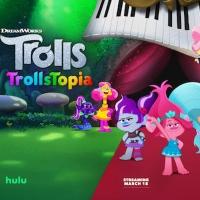 VIDEO: DreamWorks Animation Releases Groovy TROLLSTOPIA Season Two Trailer