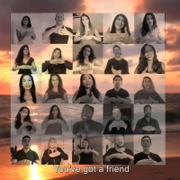 VIDEO: Singers Collaborate For 'You've Got a Friend' in 22 Languages in Solidarity With Bl Photo
