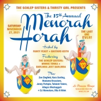 The Schlep Sisters and Thirsty Girl to Present The 15th Annual MENORAH HORAH! Photo