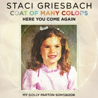 Staci Griesbach Reimagines Dolly Parton's 'Coat of Many Colors' in New Digital 45 Tri Photo