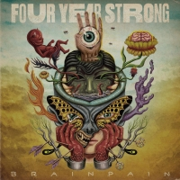 Four Year Strong Announces New Album BRAIN PAIN