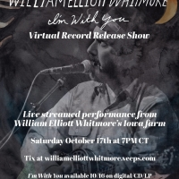 William Elliott Whitmore to Play Virtual Record Release Show for 'I'm With You' Photo