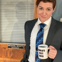 Joyah Love Spangler Will Join The Cast Of THE OFFICE! A MUSICAL PARODY Photo