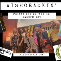 WISECRACKIN' is Coming to Second City Photo
