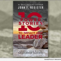 Paralympic Medalist And Gulf War Vet John Register Launches Business Leadership Book