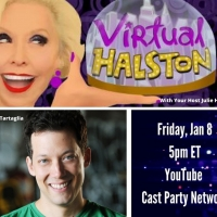 BWW Previews: John and Julie go VIRTUAL on January 8th - Taglia and Halston, That Is Photo