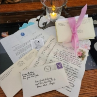 BWW Review: The Old Globe offers a lovely and romantic interactive theatre event in DEAR J Photo