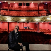 Poet Debuts New Poem At Perth Theatre's Fun Palaces Weekend Photo