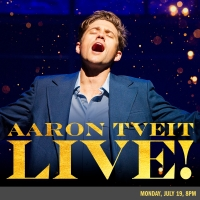 Barrington Stage Company Adds Second Performance for AARON TVEIT LIVE! IN CONCERT Photo