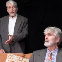 BWW Review: Mark Liebert's original piece COMPLETE GAME makes its world debut at Studio Playhouse in Montclair.