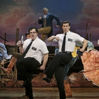 UN DÍA COMO HOY: THE BOOK OF MORMON se estrenaba en Broadway Photo