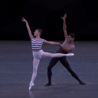 BWW Interview: How NYC Ballet's Tiler Peck Is Keeping Us Dancing Daily! Photo