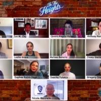 BWW INTERVIEWS: Hablamos con el cast de IN THE HEIGHTS Photo