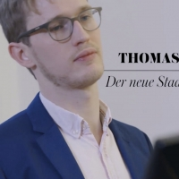 Thomas Guggeis is the New Conductor of theStaatskapelle Berlin Photo