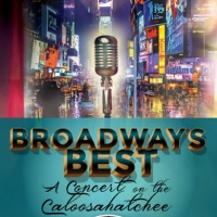 Florida Rep's Outdoor Series Continues with BROADWAY'S BEST: A CONCERT ON THE CALOOSA Photo